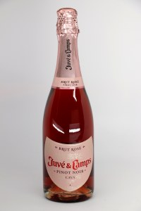 Juve y Camps Brut Rose Cava NV (750ml)