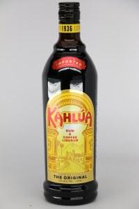 """Kahlua """"Coffee Liqueur"""" .750L"""
