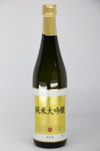 Kiku Masamune Kimoto Junmai Daiginjo Sake (720ML)