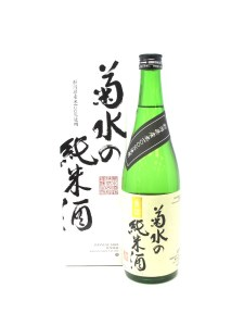 Kikusui Junmai Sake (720ML)