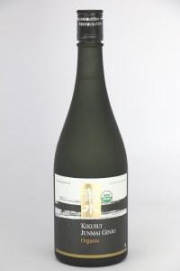 Kikusui Organic Junmai Ginjo Sake (720ML)