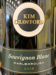 Kim Crawford Sauvignon Blanc Marlborough 2020 (750ml)