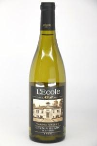 LEcole No. 41 Old Vines Chenin Blanc 2020