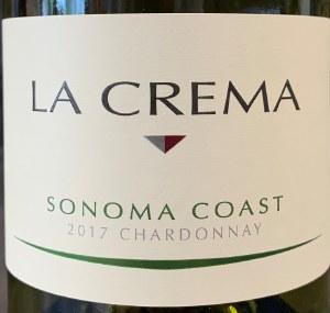 La Crema Chardonnay Sonoma Coast 2018 (750ML)