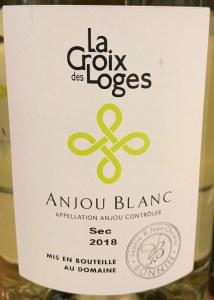 La Croix des Loges Anjou Blanc 2018 (750ml)