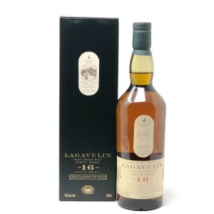 "Lagavulin ""16 Year Old"" Islay Single Malt Scotch (750ML) - JM95"