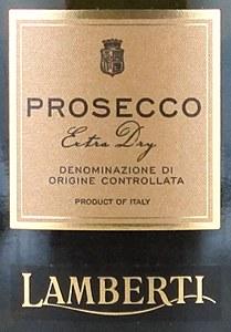 Lamberti Prosecco NV (750ML)
