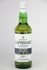 Laphroaig Select Single Malt Scotch Whiskey, Islay (750ML)