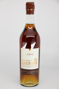 Laubade Bas Armagnac 1965 (750ML)