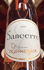 Karine Lauverjat Sancerre Rose 2019 (750ml)