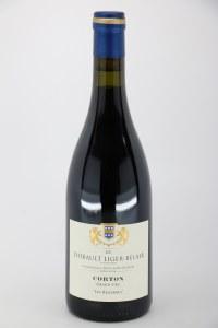 Thibault Liger-Belair Corton Grand Cru 'Les Renardes' 2011 - 91pts Burghound (750ml)