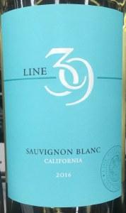 Line 39 Sauvignon Blanc 2019 (750ml)