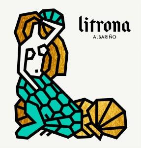 Bodegas Albamar Litrona Rías Baixas Albarino 2019 (Liter)