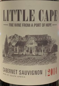 Little Cape Cabernet Sauvignon 2014 (750ml)