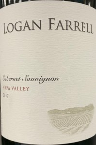Logan Farrell Cabernet Sauvignon Napa Valley 2017 (750ML)