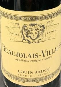 Louis Jadot Beaujolais-Village Gamay 2018 (750ml)