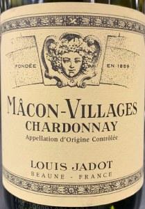 Louis Jadot Macon Villages 2018 (750ML)