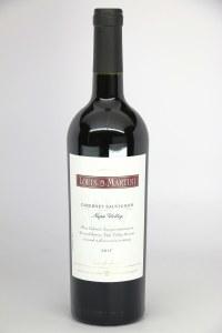 Louis M. Martini Winery Napa Cabernet Sauvignon 2017 (750ML)