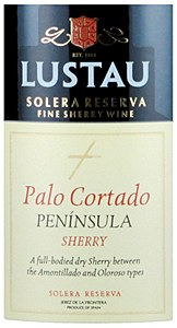 Emilio Lustau 'Peninsula' Palo Cortado Solera Reserve NV (750ml)