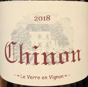 Maison Foucher Chais St Laurent 'La Vigne en Veron' Chinon 2019 (750ml)
