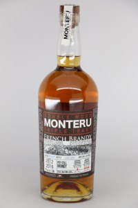 Maison Monteru Triple Toast Brandy .750L