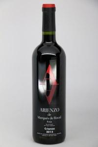 Marques de Arienzo Crianza Rioja 2016