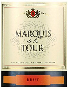 Marquis de la Tour Loire Brut White NV (750ML)