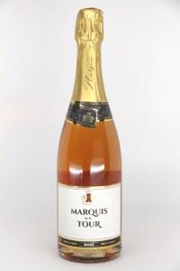 Marquis de la Tour Loire Brut Rose NV (750ML)