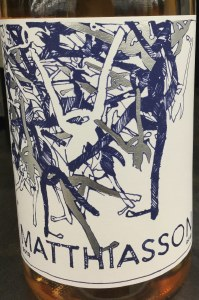 Matthiasson Napa Valley Rose 2017 (750ml)