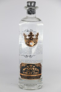 Mcqueen & The Violet Fog Gin .750L