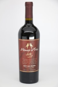 Menage a Trois 'Silk' California Pinot Noir, Malbec, Petite Sirah (750ML)