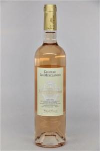Chateau Les Mesclances Cuvee Saint Honorat Cotes de Provence Rose 2020(750ml)