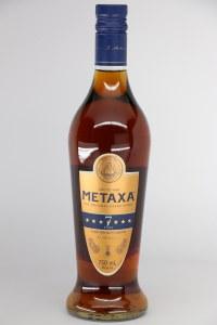 "Metaxa ""7 Star"" Brandy .750L"