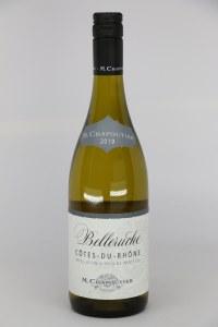 Michel Chapoutier 'Belleruche' Cotes du Rhone White 2019 (750ml)