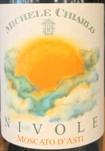 Michele Chiarlo 'Nivole Dolce' Piedmont Sweet Moscato 2019 (375ML)