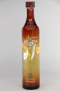 "Milagro ""Reposado"" Tequila .750L"