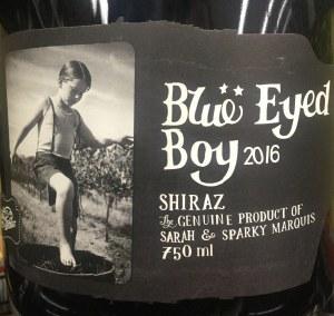 Mollydooker 'Blue Eyed Boy' Shiraz McLaren Vale 2016 (750ml)
