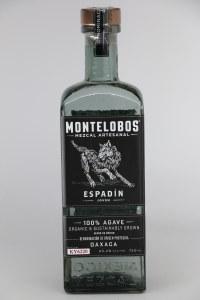Montelobos Mezcal Joven .750L