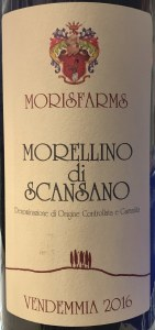 Morisfarms Morellino di Scansano 2017 (750ml)
