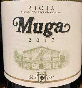 Muga 'Barrel Fermented' White Rioja 2017 (750ml)