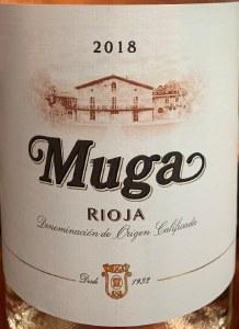 Muga Rose Rioja 2019 (750ML)