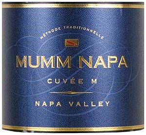 "Mumm ""Cuvee M"" Napa Sparkling Wine NV (750ML)"