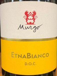 Murgo Etna Bianco 2019 (750ml)