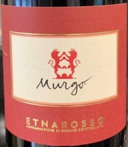 Murgo Etna Rosso 2017 (750ml)