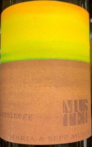 Weingut Maria & Sepp Muster Steireland Sgaminegg 2015 (750ml)
