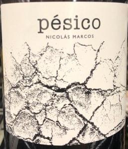 Nicolas Marcos 'Pesico' Asturias Blanco 2015 (750ml)