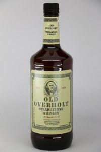 Old Overholt Straight Rye 1.0L