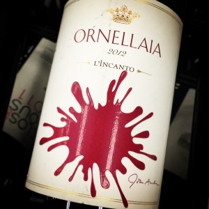 Ornellaia Bolgheri Superiore 2012 (750ML)