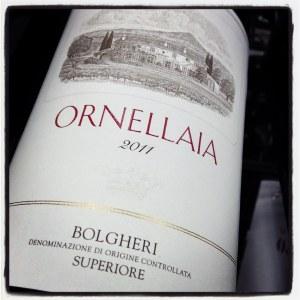 Ornellaia Bolgheri Superiore 2011 (750ML)