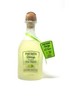"""Patron """"Citronge Lime"""" .750L"""
